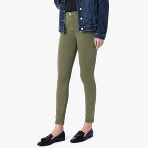 Joe's Jeans | 'The Skinny' Army Green Jegging Jean
